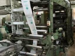 Флексографическая машина Comexi (Испания)