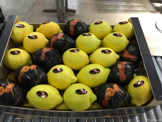 Лимоны из Испании. Прямые поставки.
