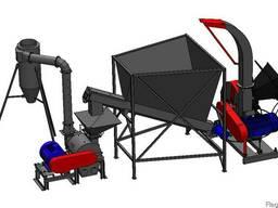 LPBU-200. Línea para la produccion de briquetas (200 kg/hr) - фото 2