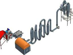 LPBU-700. Línea para la produccion de briquetas (700 kg/hr) - фото 3