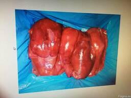 Печень свиная полиблок из Испании (контакт 34649561463)