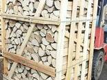 Продаём дрова колотые, лучину для розжига, пеллеты, брикеты. - photo 2