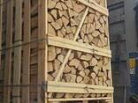 Продаём дрова колотые, лучину для розжига, пеллеты, брикеты. - photo 3
