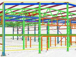 Проектирование и строительство ангаров. - фото 2