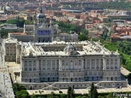 Туристические услуги в Испании