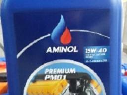Aminol lubricating OILS - фото 8