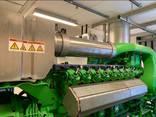 Б/У газовый двигатель Jenbacher JGS 420, 1412 Квт, 2005 г. - photo 4
