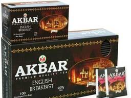 Чай, напитки Акбар