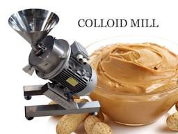 Colloid mill - peanut butter machine