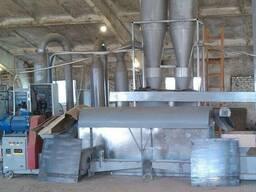 LPBU-350. Línea para la produccion de briquetas (350 kg/hr)