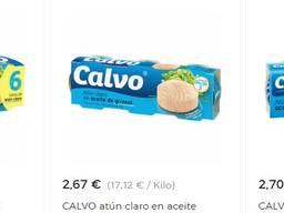 Испанские продукты питания оптом