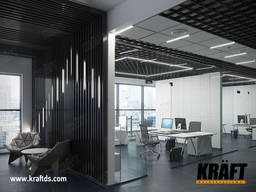 Lighting system for Kraft Led suspended ceilings from the ma - photo 2