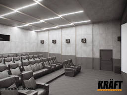 Lighting system for Kraft Led suspended ceilings from the ma - photo 5