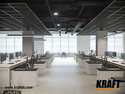 Lighting system for Kraft Led suspended ceilings from the ma - photo 8