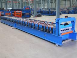 Máquina perfiladora de tejas 1125