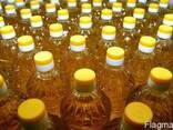 Масло подсолнечное рафинированное дезодорированное Украина - фото 1