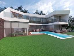 Недвижимость в Испании, Новая вилла Альтеа