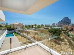 Недвижимость в Испании, Новая вилла в Кальпе - фото 4