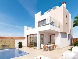 Недвижимость в Испании, Новый виллы в Торре де ла Орадада - фото 3