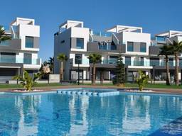 Недвижимость в Испании, Новые квартиры в Гуардамар