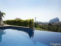 Недвижимость в Испании, Вилла с видами на море в Кальпе - фото 3