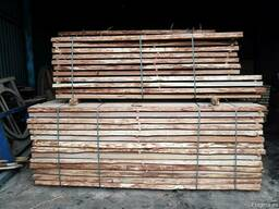 Oak lumber/timber/board unedged, half-edged, edged - photo 8