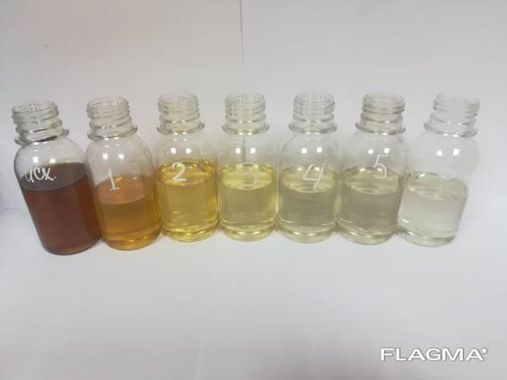 Purification of glycerin (equipment)