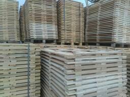 Поддон, паллет деревянный новые - фото 4