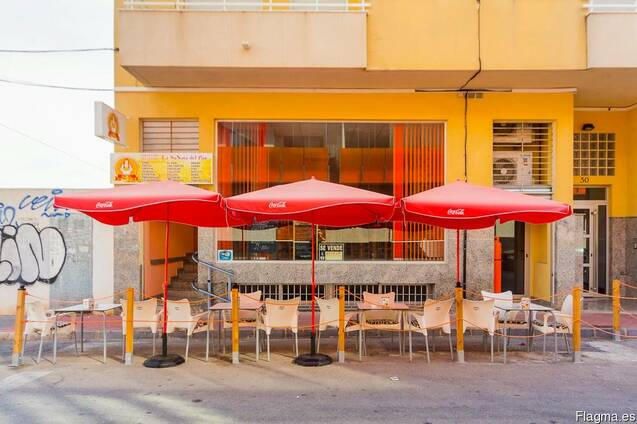 Продам кафе- бар и производство в Испании, город Торревьеха