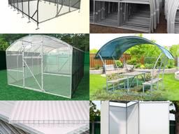 Producción y venta de invernaderos