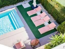 Современная вилла с собственным бассейном - фото 5