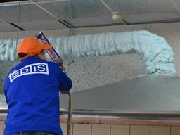 Утеплитель напыляемый полиуретановый Teplis GUN 1000 мл. - photo 5