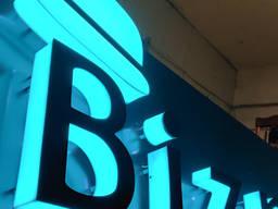 Вывески, LED буквы, объёмные буквы, Light box